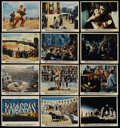 "Movie Posters:Adventure, Barabbas (Columbia, 1962). Color Stills Set of 12 (8"" X 10"").Adventure. ... (Total: 12 Items)"