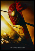 "Movie Posters:Action, Spider-Man (Columbia, 2002). One Sheet (27"" X 40"") Advance. SS.Action. ..."