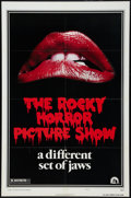 "Movie Posters:Rock and Roll, The Rocky Horror Picture Show (20th Century Fox, 1975). One Sheet (27"" X 41""). Style A. Rock and Roll.. ..."