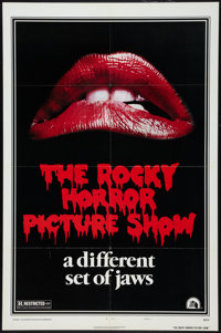 "The Rocky Horror Picture Show (20th Century Fox, 1975). One Sheet (27"" X 41""). Style A. Rock and Roll"