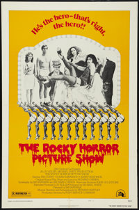 "The Rocky Horror Picture Show (20th Century Fox, 1975). One Sheet (27"" X 41"").Style B. Rock and Roll"