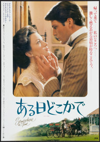 """Somewhere in Time (Universal, 1981). Japanese B2 (20"""" X 28.5""""). Fantasy"""