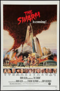 """Movie Posters:Science Fiction, The Swarm Lot (Warner Brothers, 1978). One Sheets (2) (27"""" X 41""""). Style B. Science Fiction.. ... (Total: 2 Items)"""