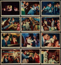 "Movie Posters:Adventure, The High and the Mighty (Warner Brothers, 1954). Color Photo Set of12 (8"" X 10""). Adventure.. ... (Total: 12 Items)"