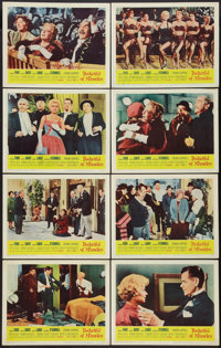"""Pocketful of Miracles (United Artists, 1962). Lobby Card Set of 8 (11"""" X 14""""). Comedy. ... (Total: 8 Items)"""