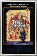 "Movie Posters:Fantasy, The Dark Crystal (Universal, 1982). One Sheet (27"" X 41""), andLobby Card Set (11"" X 14""). Fantasy.. ... (Total: 9 Items)"