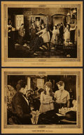 """Movie Posters:Drama, Mary Pickford in """"Pollyanna"""" (United Artists, 1920). Mini Lobby Cards (2) (8"""" X 10""""). Drama.. ... (Total: 2 Items)"""