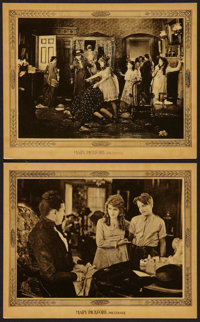 "Mary Pickford in ""Pollyanna"" (United Artists, 1920). Mini Lobby Cards (2) (8"" X 10""). Drama. ... (To..."