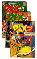 Silver Age (1956-1969):Adventure, Adventures of Rex the Wonder Dog Group (DC, 1957-58) Condition: Average GD/VG.... (Total: 6 Comic Books)