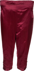 Movie/TV Memorabilia:Costumes, George Arliss' Alexander Hamilton Costume Pants....