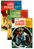 Silver Age (1956-1969):Western, Lone Ranger File Copies Group (Gold Key, 1966-76) Condition:Average VF+.... (Total: 17 Comic Books)