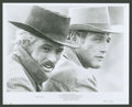 """Movie Posters:Western, Robert Redford and Paul Newman in """"Butch Cassidy and the SundanceKid"""" (20th Century Fox, 1969). Photo (8"""" X 10""""). Western...."""