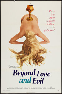 "Beyond Love and Evil Lot (Allied Artists, 1971). One Sheets (2) (27"" X 41""). Adult. ... (Total: 2 Items)"