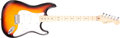 Musical Instruments:Electric Guitars, 1993 Fender Stratocaster Plus Sunburst Solid Body Electric Guitar,#N396549. ...