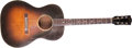 Musical Instruments:Acoustic Guitars, 1952 Gibson LG-1 Sunburst Acoustic Guitar, #Z68233....