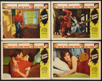 """Cape Fear (Universal, 1962). Lobby Cards (4) (11"""" X 14""""). Thriller. ... (Total: 4 Items)"""
