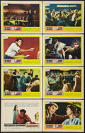 "Movie Posters:Drama, Elmer Gantry (United Artists, 1960). Lobby Card Set of 8 (11"" X14""). Drama.. ... (Total: 8 Items)"
