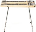 Musical Instruments:Lap Steel Guitars, 1957 Fender Stringmaster Double Neck Blonde Console Steel Guitar,#-02034....