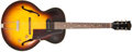 Musical Instruments:Electric Guitars, 1958 Gibson ES-125T Sunburst Semi-Hollow Body Electric Guitar, #T59479. ...