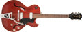 Musical Instruments:Electric Guitars, 1961 Guild Starfire III Cherry Hollow Body Electric Guitar,#17772....