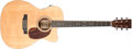Musical Instruments:Acoustic Guitars, 2004 Martin 000C-16R GTE Natural Acoustic Electric Guitar,#1031497. ...