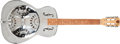 Musical Instruments:Resonator Guitars, Modern Dobro Model 33 Chrome Resonator, #810570B. ...