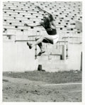 Miscellaneous Collectibles:General, Circa 1935 Jesse Owens Original Photograph....