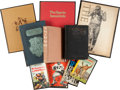 Football Collectibles:Publications, Jim Thorpe Related Vintage Football Books Lot of 10....