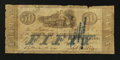 Obsoletes By State:Louisiana, New Orleans, LA- Bank of Louisiana $50 May 22, 1862. ...