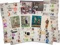 Football Collectibles:Others, Jim Thorpe and Other Sports Legends First Day Covers and Additional Memorabilia Lot. ...