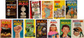 Memorabilia:MAD, Mad Paperback Group (1960s-80s).... (Total: 13 Items)
