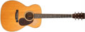 Musical Instruments:Acoustic Guitars, 1947 Martin 000-28 Natural Acoustic Guitar, #100128. ...