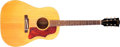 Musical Instruments:Acoustic Guitars, 1965 Gibson J-50 ADJ Natural Acoustic Guitar, #341176. ...