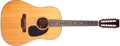 Musical Instruments:Acoustic Guitars, 1967 Martin D-12-20 Natural 12-String Acoustic Guitar, #269953. ...