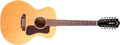 Musical Instruments:Acoustic Guitars, 1966 Guild #F212-NT Natural 12-String Acoustic Guitar, #187756....