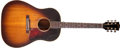 Musical Instruments:Acoustic Guitars, 1957 Gibson J-45 Sunburst Acoustic Guitar, #U67320. ...
