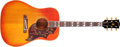 Musical Instruments:Acoustic Guitars, 1966 Gibson Hummingbird Sunburst Acoustic Guitar, #405662. ...