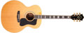 Musical Instruments:Acoustic Guitars, 1987 Guild F-50 RNT Natural Acoustic Guitar, #FE100308. ...
