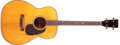 Musical Instruments:Acoustic Guitars, 1961 Martin 0-18T Natural Tenor Acoustic Guitar, #179551. ...