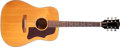 Musical Instruments:Acoustic Guitars, 1976 Gibson J-45/50 Natural Acoustic Guitar, #00171920. ...
