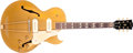 Musical Instruments:Electric Guitars, 1953 Gibson ES-295 Metallic Gold Hollow Archtop Electric,#A-15188....