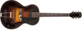 Musical Instruments:Electric Guitars, 1935-6 Epiphone Electar Model M Spanish Sunburst Electric ArchtopGuitar. ...