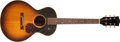 Musical Instruments:Acoustic Guitars, 1956 Gibson LG-3/4 Sunburst Acoustic Guitar, #V869110. ...