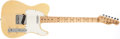 Musical Instruments:Electric Guitars, 1969 Fender Telecaster Blonde Solid Body Electric Guitar, #273359. ...