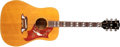 Musical Instruments:Acoustic Guitars, 1969 Gibson Dove Natural Acoustic Guitar, #819010. ...