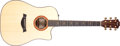 Musical Instruments:Acoustic Guitars, 2004 Taylor 710-CE-L30 Natural Acoustic Electric Guitar,#20040329128. ...