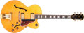 Musical Instruments:Electric Guitars, 1968 Gibson L-5CESN Natural Acoustic Electric Archtop Guitar,#919329. ...