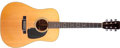 Musical Instruments:Acoustic Guitars, 1968 Martin D-28 Natural Acoustic Guitar, #238017. ...
