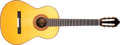 Musical Instruments:Acoustic Guitars, 1985 Michael Cone Natural Classical Acoustic Guitar, #77. ...