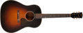 Musical Instruments:Acoustic Guitars, 1943 Gibson J-45 Mahogany Top Sunburst Acoustic Guitar, #2730. ...